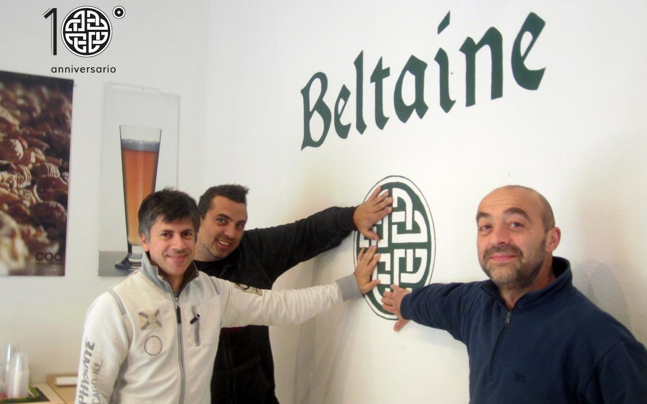 Lo Staff Beltaine