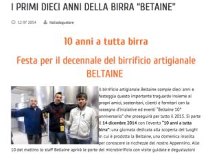 italia da gustare articolo