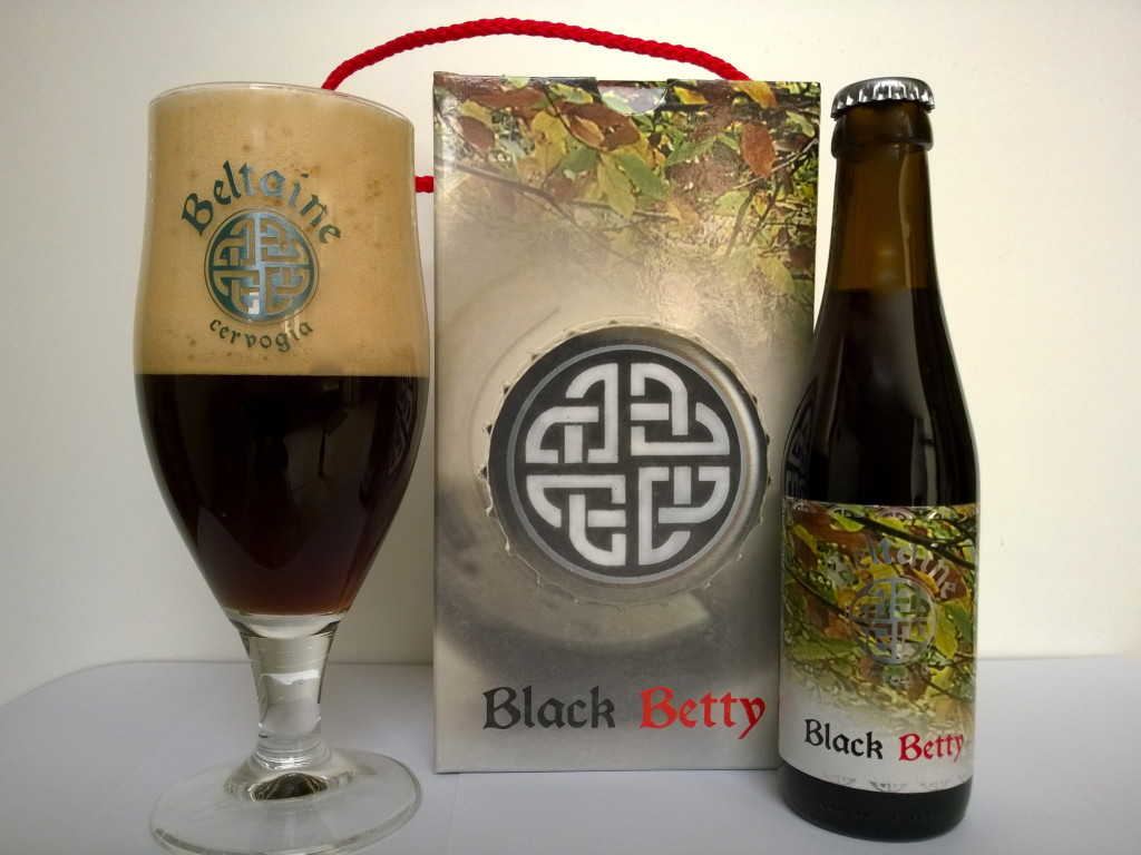 birrificio beltaine black betty 25 cl